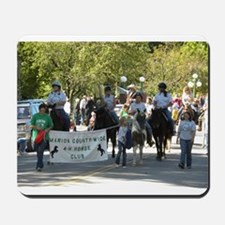 Old Settler's Day Parade Mousepad