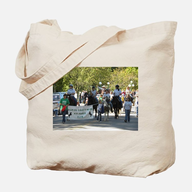 Old Settler's Day Parade Tote Bag