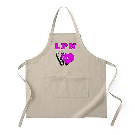 LPN Nurses Care Apron