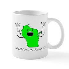 WISCONSIN ROCKS!! Mug