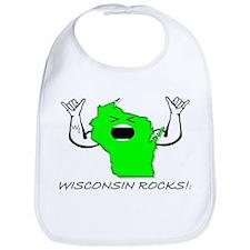 WISCONSIN ROCKS!! Bib