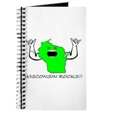 WISCONSIN ROCKS!! Journal