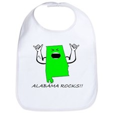 ALABAMA ROCKS!! Bib