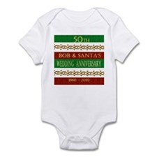 Bob & Santa's 50th - Infant Bodysuit