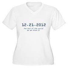 12.21.2012 T-Shirt