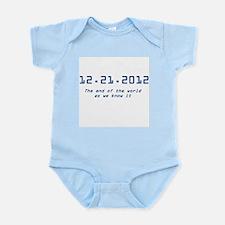 12.21.2012 Infant Bodysuit