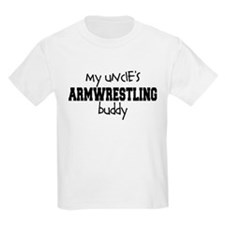 Uncle's Armwrestling Buddy T-Shirt