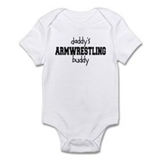 Daddy's Armwrestling Buddy Onesie