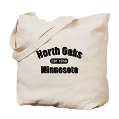 North Oaks Established 1956 Tote Bag