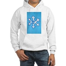 One Eyed Jack Frost Jumper Hoody