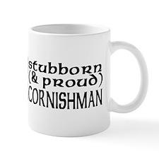 stubborn and proud cornishman 2 Mugs