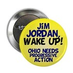Jim Jordan, Wake Up! Ohio Political Button