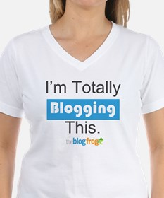 I'm Totally Blogging This Shirt