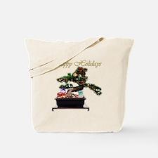 Unique Bonsai trees Tote Bag