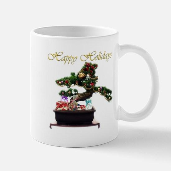 Unique Bonsai tree Mug
