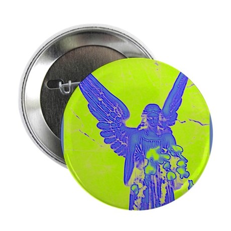 "Angel, Bright, 2.25"" Button"