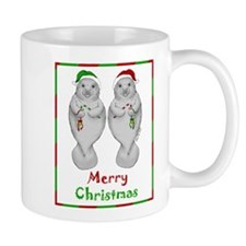 Merry Manatee Mug