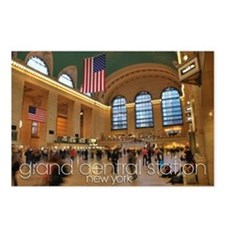 Grand Central Station NY Postcards (Package of 8)
