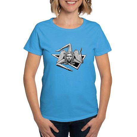 Women's (various colors) Trinacria T-Shirt