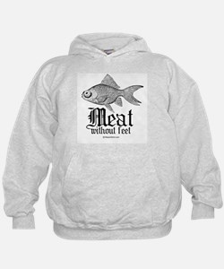 Meat without feet -  Hoodie