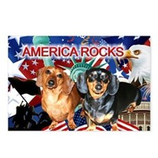 Love USA Postcards (Package of 8)