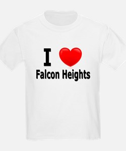 I Love Falcon Heights T-Shirt