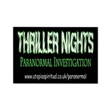 ...T.N Paranormal Team... Rectangle Magnet