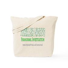 ...T.N Paranormal Team... Tote Bag