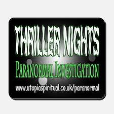 ...T.N Paranormal Team 2... Mousepad