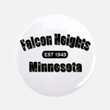 "Falcon Heights Est 1949 3.5"" Button"