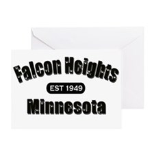 Falcon Heights Est 1949 Greeting Card