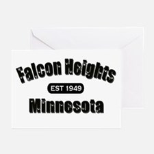 Falcon Heights Est 1949 Greeting Cards (Pk of 20)
