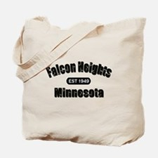Falcon Heights Est 1949 Tote Bag