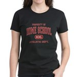 Property of Home School Athletic Dept. Women's Dar