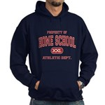 Property of Home School Athletic Dept. Hoodie (dar