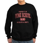 Property of Home School Athletic Dept. Sweatshirt