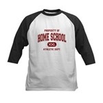 Property of Home School Athletic Dept. Kids Baseba
