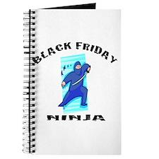 BLACK FRIDAY NINJA Journal