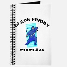 BLACK FRIDAY NINJA Journal