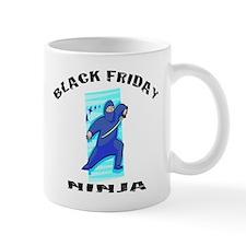 BLACK FRIDAY NINJA Mug