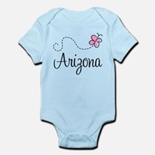 Butterfly Arizona Infant Bodysuit