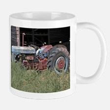 Vintage Tractor Mug