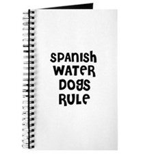 SPANISH WATER DOGS RULE Journal
