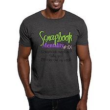 Scrapbook Mentality #109 T-Shirt
