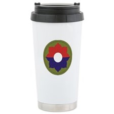 9th INFANTRY DIVISION Travel Mug