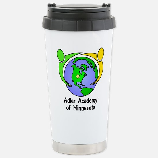 Adler Academy Stainless Steel Travel Mug Mugs