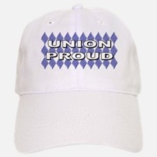 Diamonds union pride3 Baseball Baseball Cap