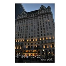 The Plaza Postcards (Package of 8)