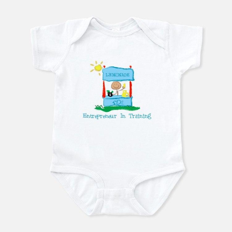 Entrepreneur In Training Infant Bodysuit