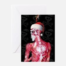 Dead Mistletoe Greeting Card